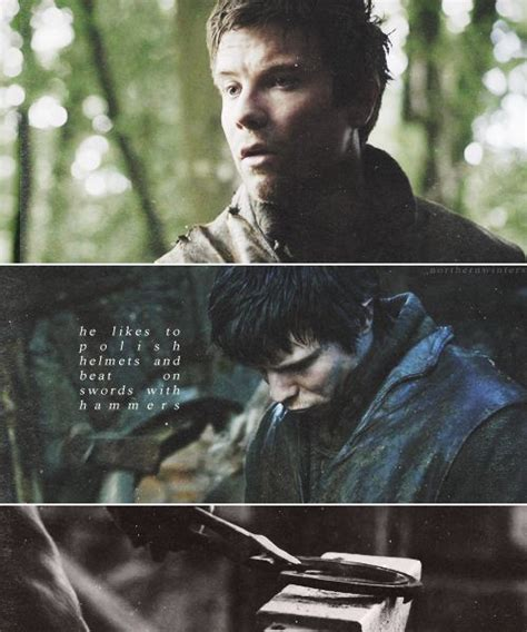 Gendry Game of Thrones Fan Art