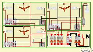 Complete Electrical House Wiring Diagram