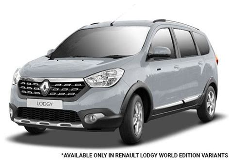 renault lodgy price renault lodgy world edition 110ps price review