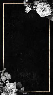Blank floral golden frame mobile phone wallpaper vector ...