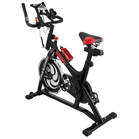 bike capacity indoor weight cycling saddle stationary adjustable lb aerobic exercise treadmill stand gym