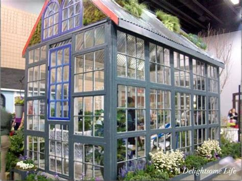 glass recycling  greenhouse designs garden houses