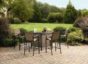 garden oasis harrison 5 piece bar set outdoor living