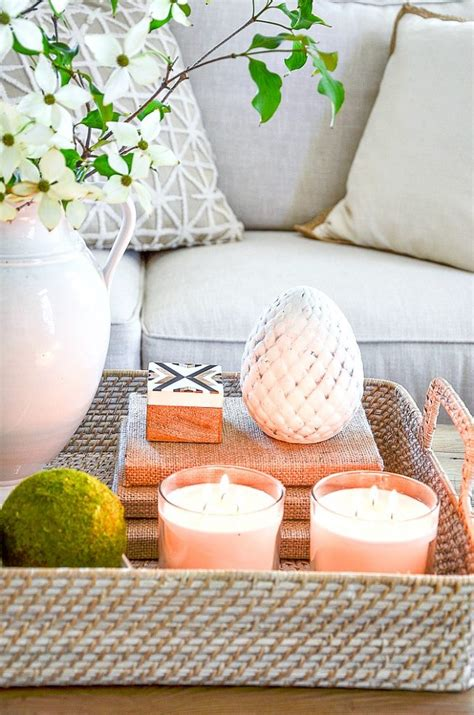 As you can imagine, her little 1920's craftsman is in a constant state of flux. HOW TO DECORATE A COFFEE TABLE LIKE A PRO - StoneGable