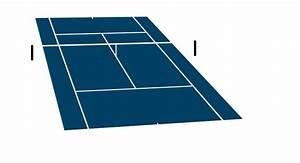 Tennis Court Png 60039 | NOTEFOLIO