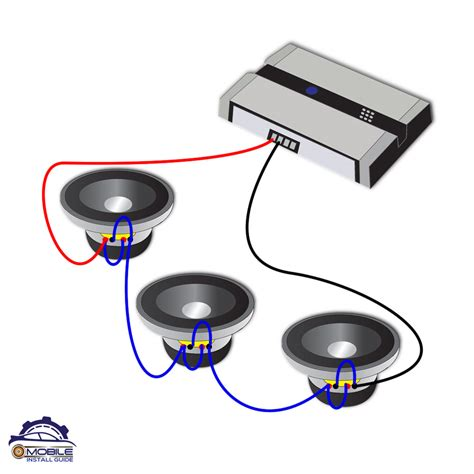 Subwoofer Wiring Guide Mobile Install