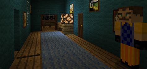 neighbor addon minigame minecraft pe maps