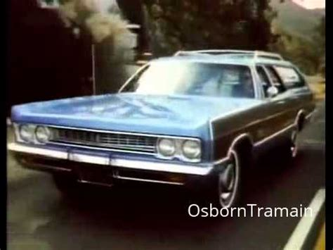 Plymouth Sports Suburban Station Wagon Commercial