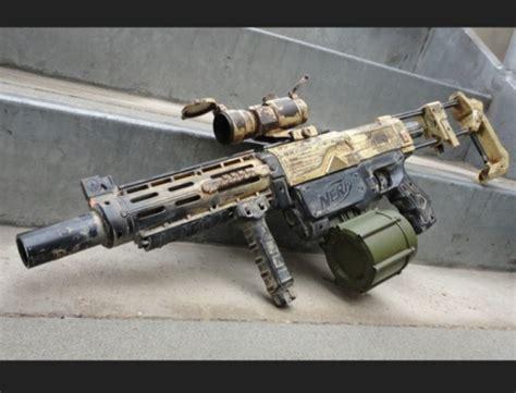 Future Nerf Guns