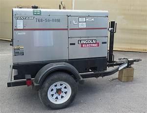 Lincoln Diesel Welder Parts