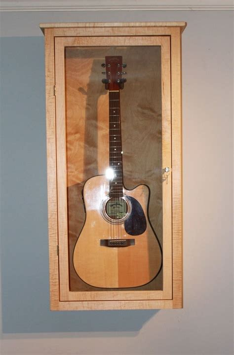 guitar display case ideas  pinterest guitar