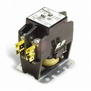 2 Pole Contactor Wiring
