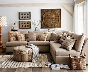 Living Room Makeover Shabby Chic Decorating Ideas ...