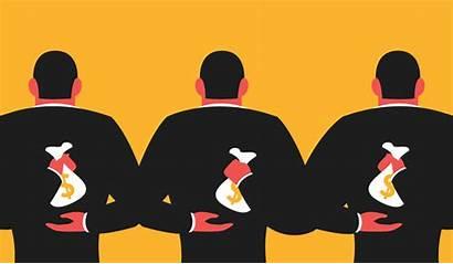 Corruption Perception Philippines Philippine Illustration Customs Ph