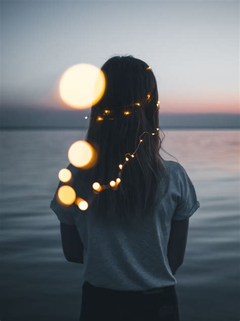 Aesthetic Wallpaper Girly by Sunset On The Lake Photo By Naletu Naletu On Unsplash