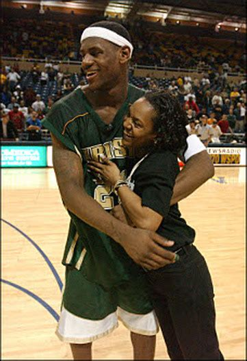 When she was 16, james gave birth to her only son, lebron raymone james, on december 30, 1984. About his life - LeBron James
