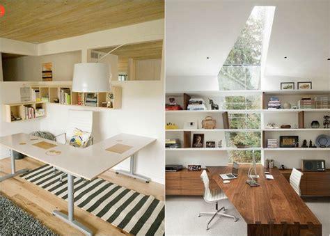 aménagement d un bureau à la maison aménagement bureau à la maison en 52 idées décoratives