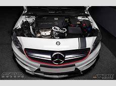 BenzBoost A shift in A45CLA45GLA45 AMG M133 engine