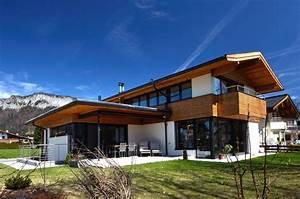 Modernes Landhaus Bauen : hk architektur st johann in tirol haus e t k fenster architektur efh pinterest hausbau ~ Bigdaddyawards.com Haus und Dekorationen