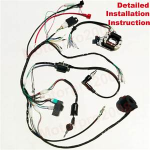 Electric System Wire Harness W All Components For Ata 110d