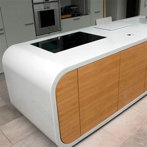 surface minimale bureau moderne blanc bureau bureau solide surface bureau comptoir