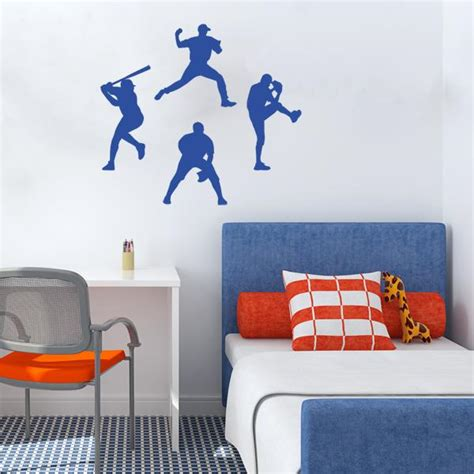 sport decals for walls sports wall stickers for