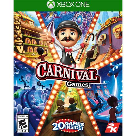 Best Buy Carnival Games Xbox One 59476