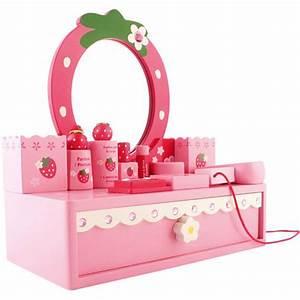 Coiffeuse Bois Enfant : la mia specchiera in legno giocattolo 298808 vendita giocattoli bambini online ~ Teatrodelosmanantiales.com Idées de Décoration