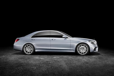 It is available in 3 colors and automatic transmission option in the indonesia. 2018 Mercedes-Benz S-Class Reviews and Rating   Motor Trend