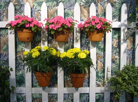 fence hanging planters 15 marvelous fence planters you need to see