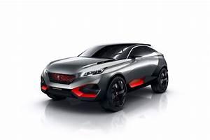 Future 2008 Peugeot : peugeot quartz concept cars peugeot design lab ~ Dallasstarsshop.com Idées de Décoration