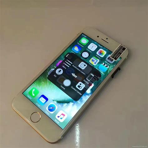 apple iphone    real finger  copy phone