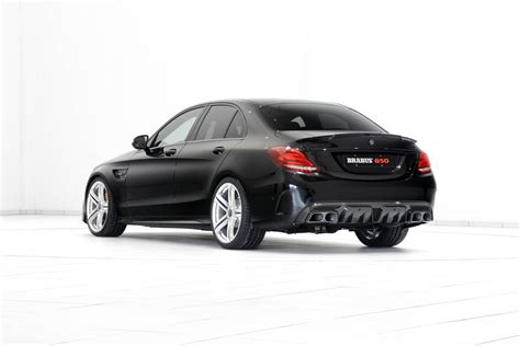 650hp Brabus Mercedes-amg C63 S