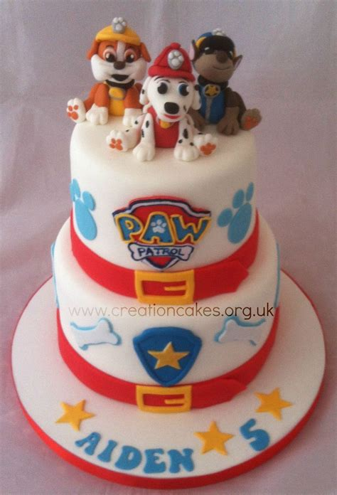 Paw Patrol Boat Cake by Best 25 Cheis Patrulla Canina Ideas On