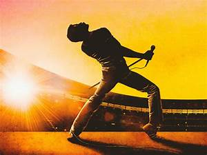 Wallpaper Bohemian Rhapsody  Biography  Music  2018  4k