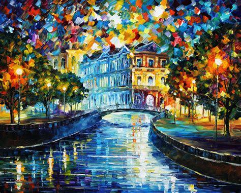 Paintings, Leonid Afremov, Oil Painting