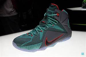 "Nike LeBron 12 ""NSRL"" Releasing on Black Friday ..."