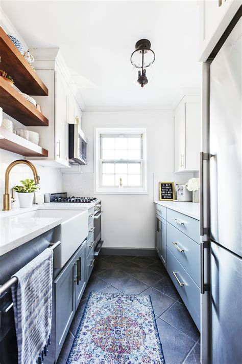 For A Galley Kitchen by Why A Galley Kitchen In Small Kitchen Design