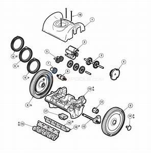 Hayward The Poolcleaner 2 Wheel  Next Gen  Parts