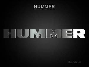 Car Logos: Hummer Logo