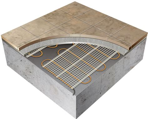 tile floor heating why our ancestors would chosen thermosoft 174 heated