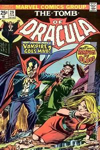Tomb Of Dracula  1972 1st Series  Comic Books
