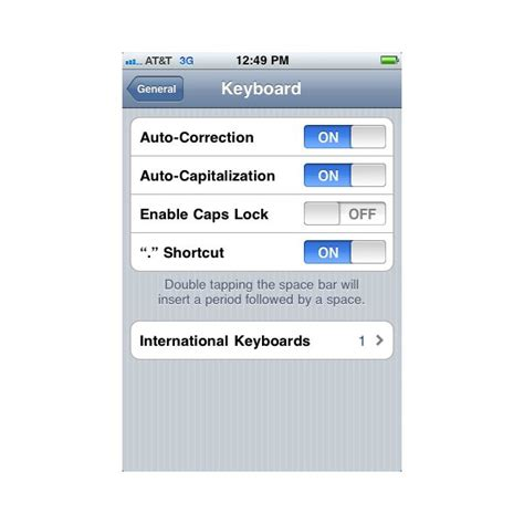 how to turn on autocorrect on iphone iphone guide using losing and adding to your iphone