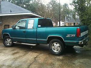 1994 Chevrolet Silverado Z71 4x4 5 7l V8 Mine Was A Stepside  I Had This From 1994 To 1996