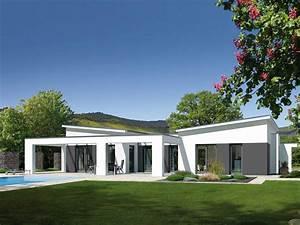 Günstige Fertighäuser Schlüsselfertig Preise : fingerhut haus bungalow wohnvielfalt auf einer etage im modernen bungalow ~ Markanthonyermac.com Haus und Dekorationen