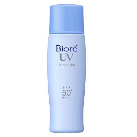 Perfect for when i have time on a shopping day. Bioré Perfect Milk FPS50 40ml Protetor Solar | Drogasil