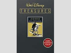Walt Disney Treasures Zorro The Complete Second Season