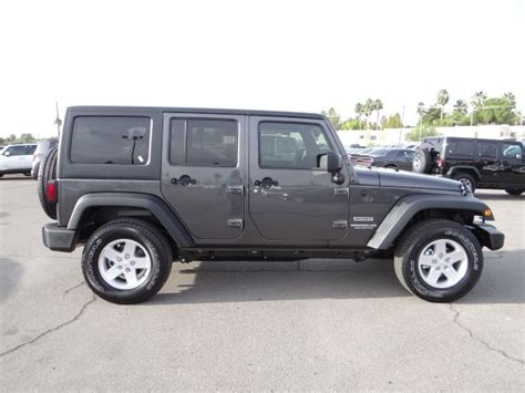 sports jeep 2017 2017 jeep wrangler unlimited sport s j7060 chapman