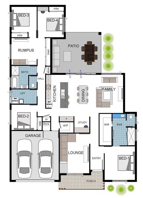 popular floor plans   grady homes townsville