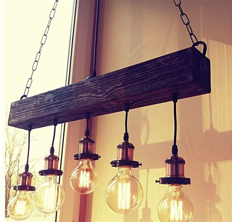 25 Best Rustic Lighting Ideas from Etsy to Buy in 2019